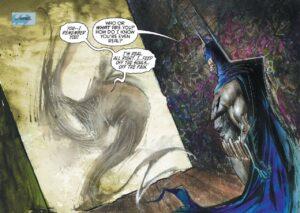 Reseña: Batman Fantasmas de Sam Kieth