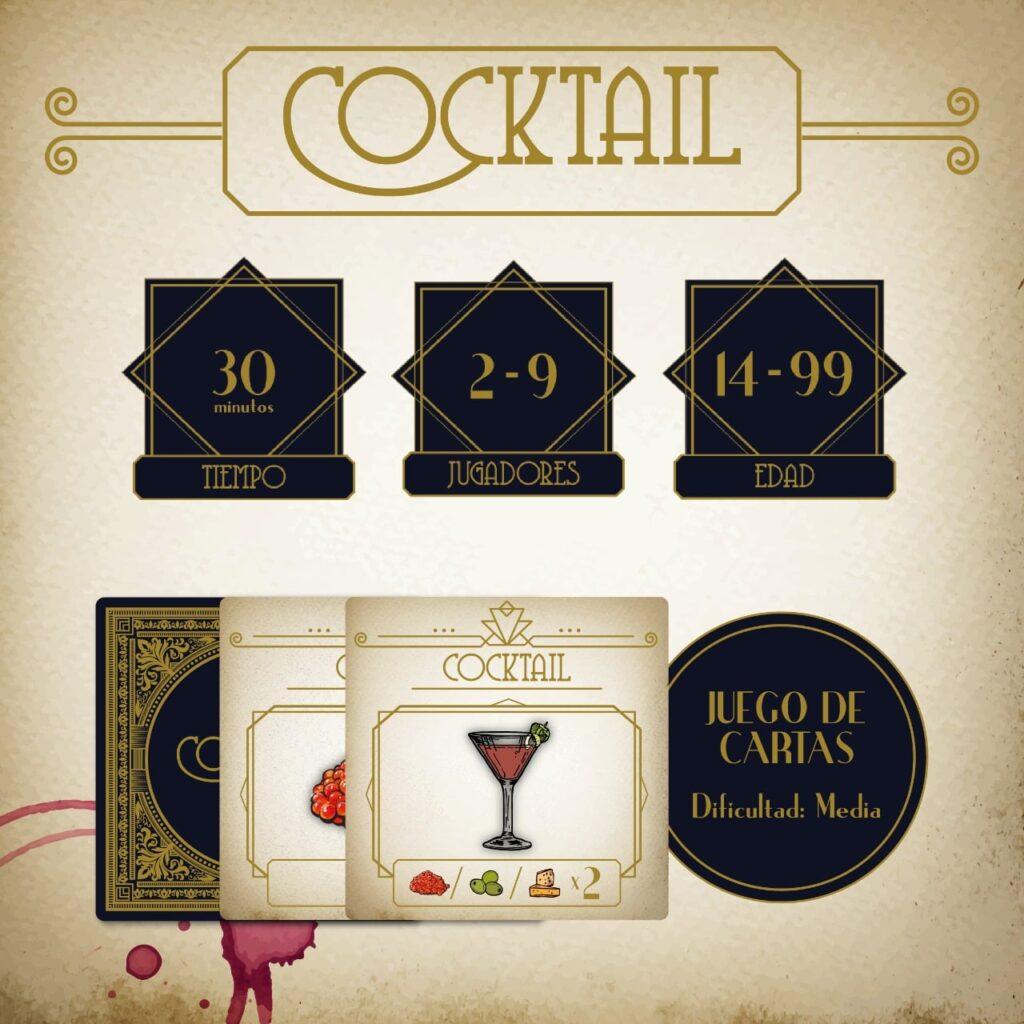 Cocktail información Matías Castillo SJS Sociedad de Jugadores Serios