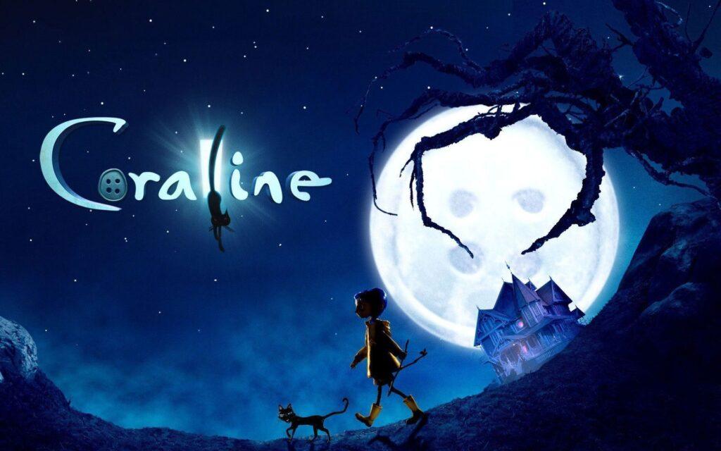 Libro VS película: Coraline