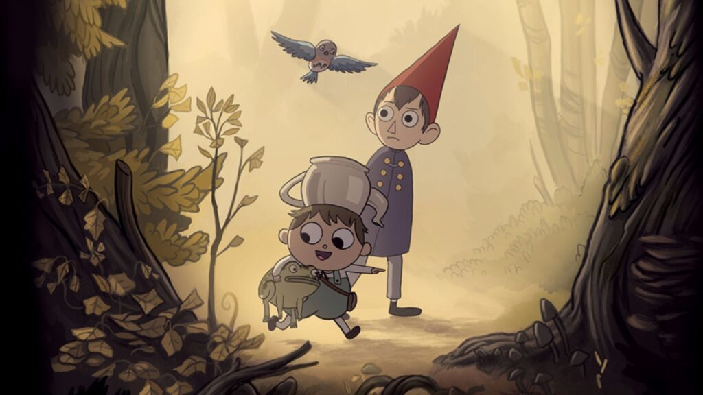 10 razones para ver Over the Garden Wall