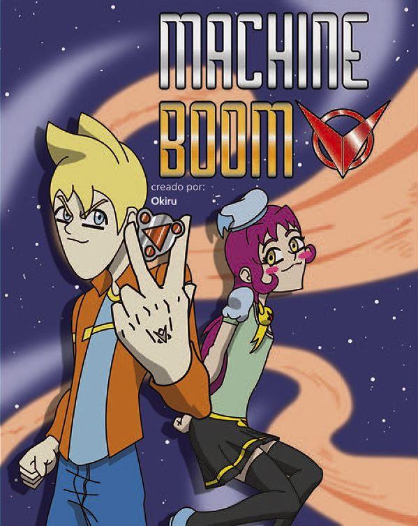 Machine Boom #02