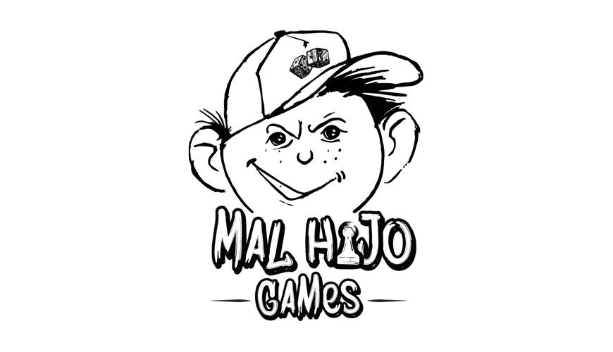 Logo Malhijo Games