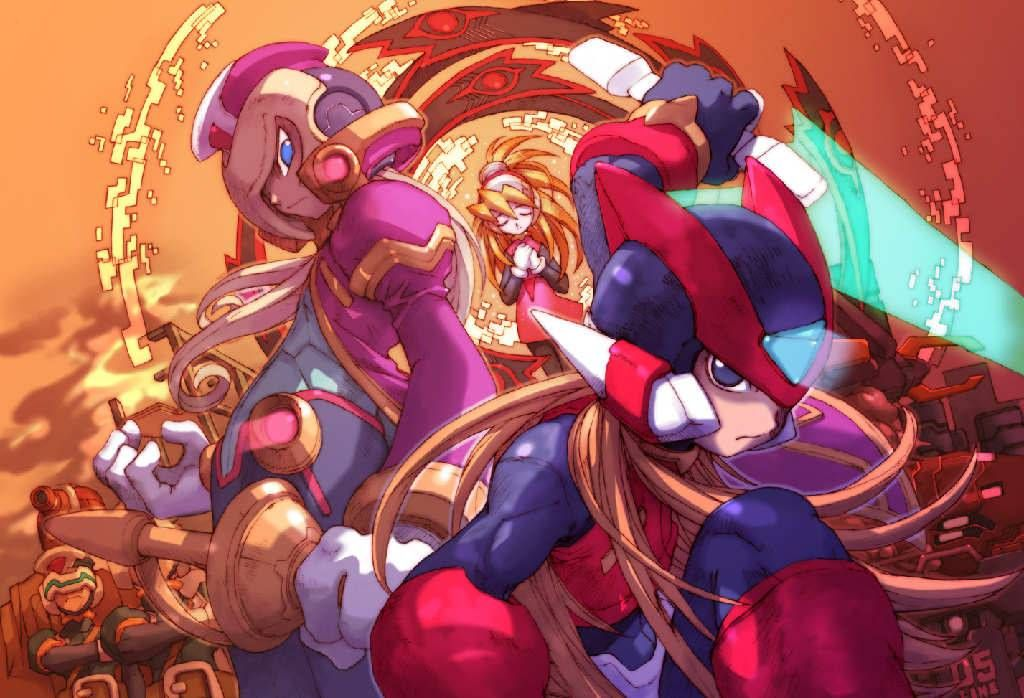 Megaman Zero 2: la consecuencia de las Guerras Elf