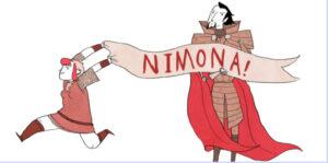 Nimona – La historia de un malo muy bueno y su secuaz cambiaformas