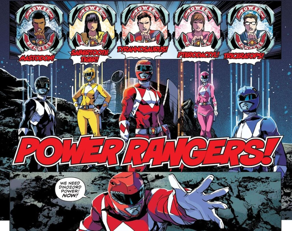 Reseña: Mighty Morphin Power Rangers