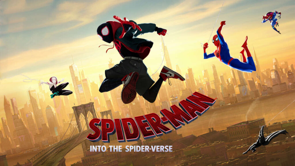 Spider-Man: Into the Spider-Verse – Una oda al arácnido
