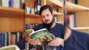 Entrevista a Roberto J. Paredes, autor de Chiloé Zombi