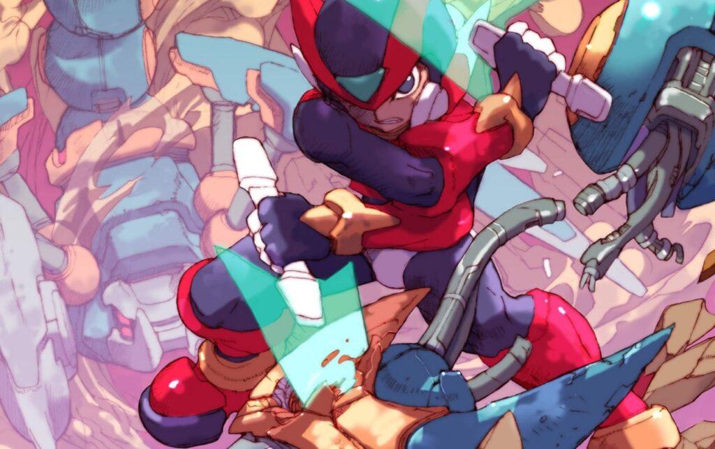 Megaman Zero: una antigua leyenda Reploide