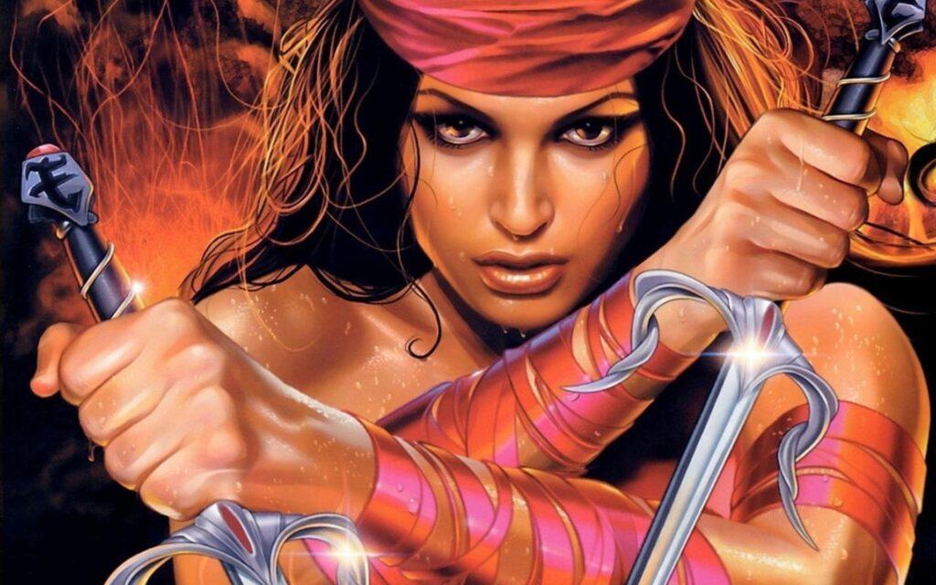 Elektra: La saga de la Ninja Asesina, parte I