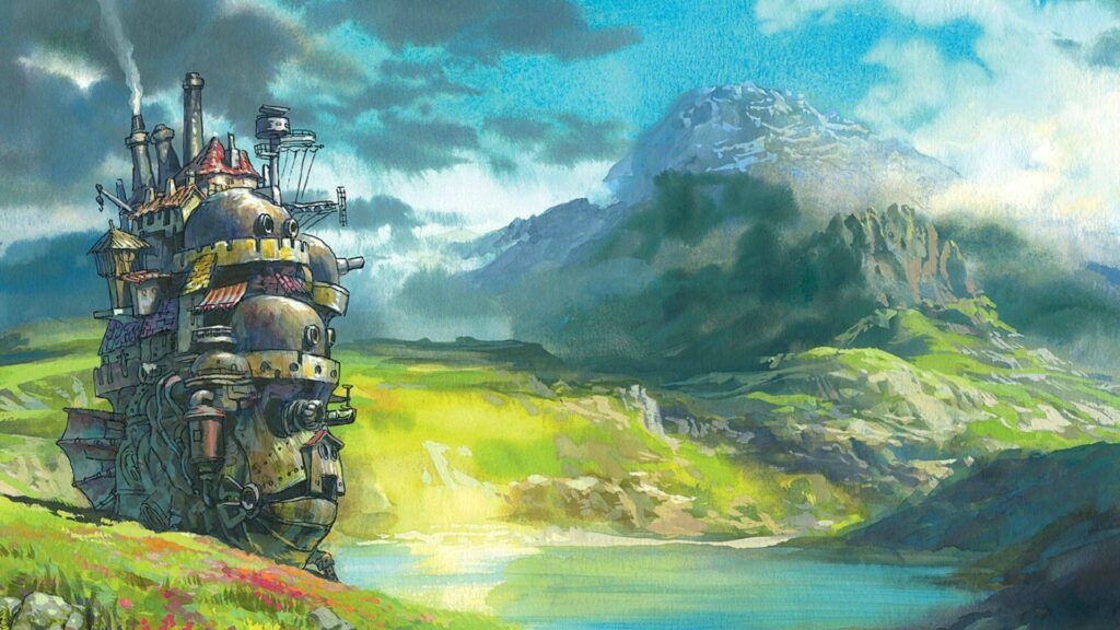 Libro vs Película: El castillo Ambulante