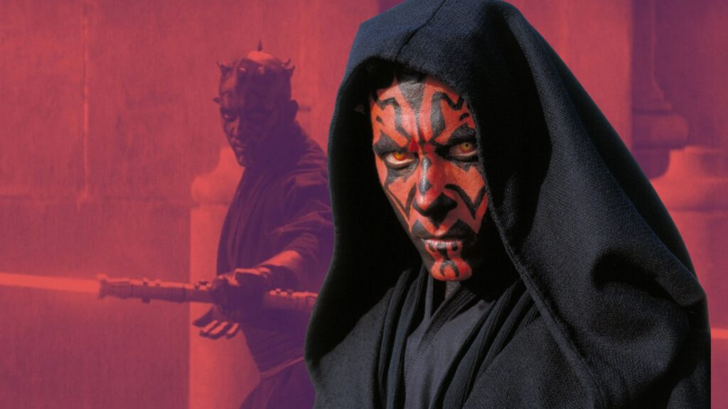 Comprendiendo a Darth Maul