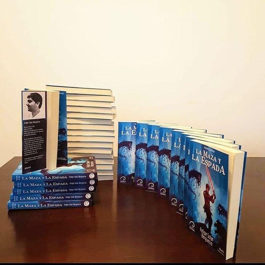 La Maza y la Espada libros Aurea