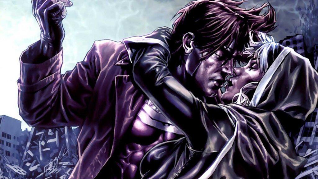 Amor en los X-Men – Rogue y Gambito y la vida matrimonial