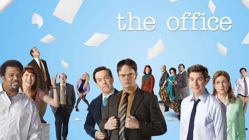 The Office: Una serie redonda.