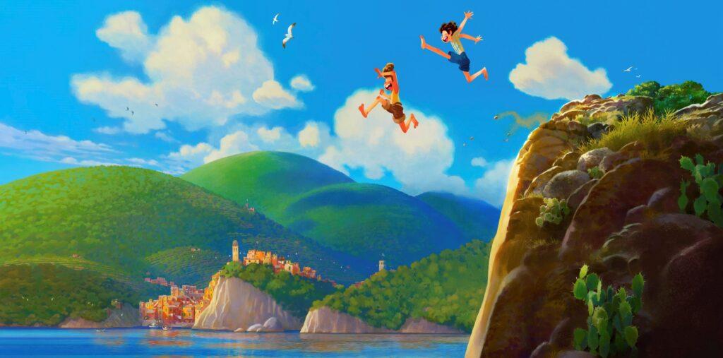 Luca, todo lo que sabemos de lo nuevo de Pixar