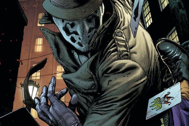 Rorschach:¿El mejor peor personaje?