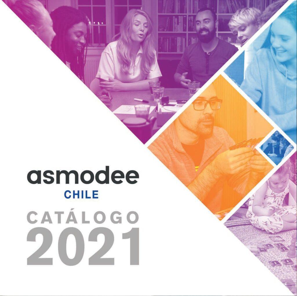 Catálogo 2021 Asmodee