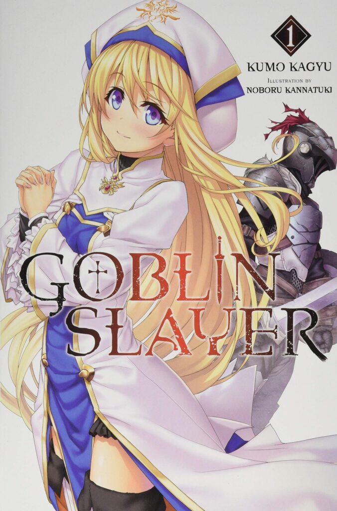 Goblin Slayer novela ligera