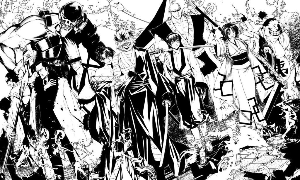 Rurouni Kenshin Master of Flame: El manga protagonizado por Makoto Shishio