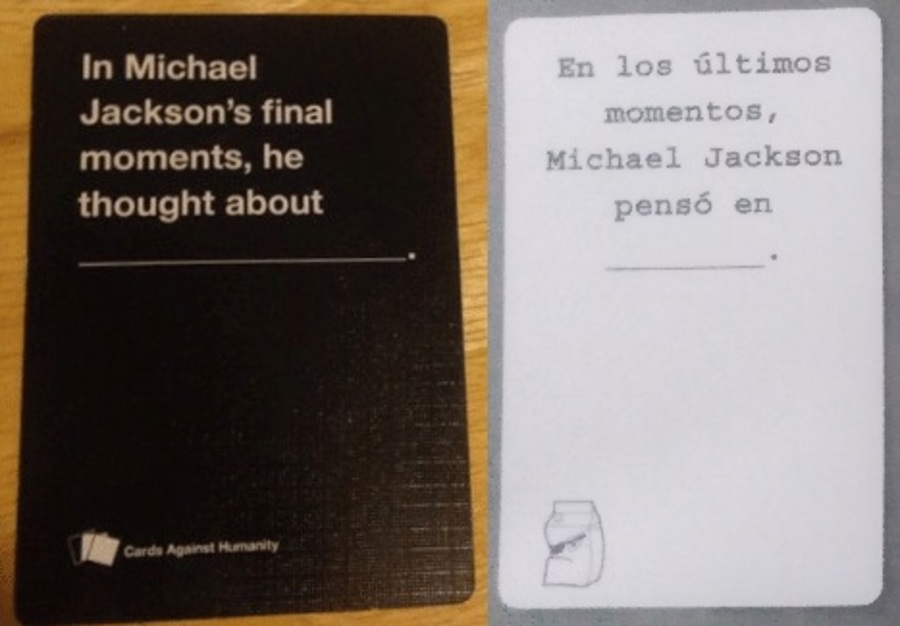 Mala Meche plagio Michael Jackson