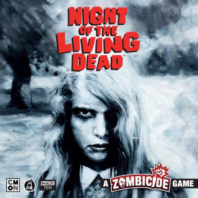 Night of the Living Dead Juego de Mesa Zombicide