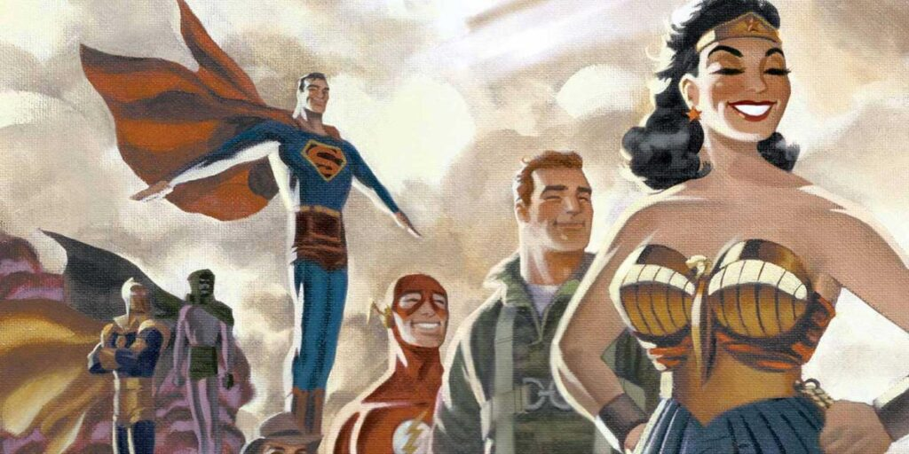 La Nueva Frontera de DC Comics
