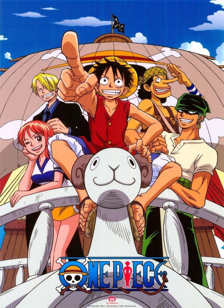 La guía definitiva para ver One Piece: Lo Bueno y lo Malo