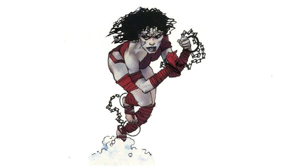 Elektra: La saga de la Ninja Asesina, parte III