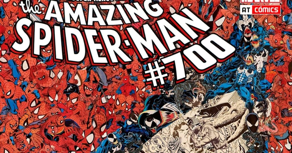 The amazing Spider-man #700, el fin de una era y el inicio de algo superior