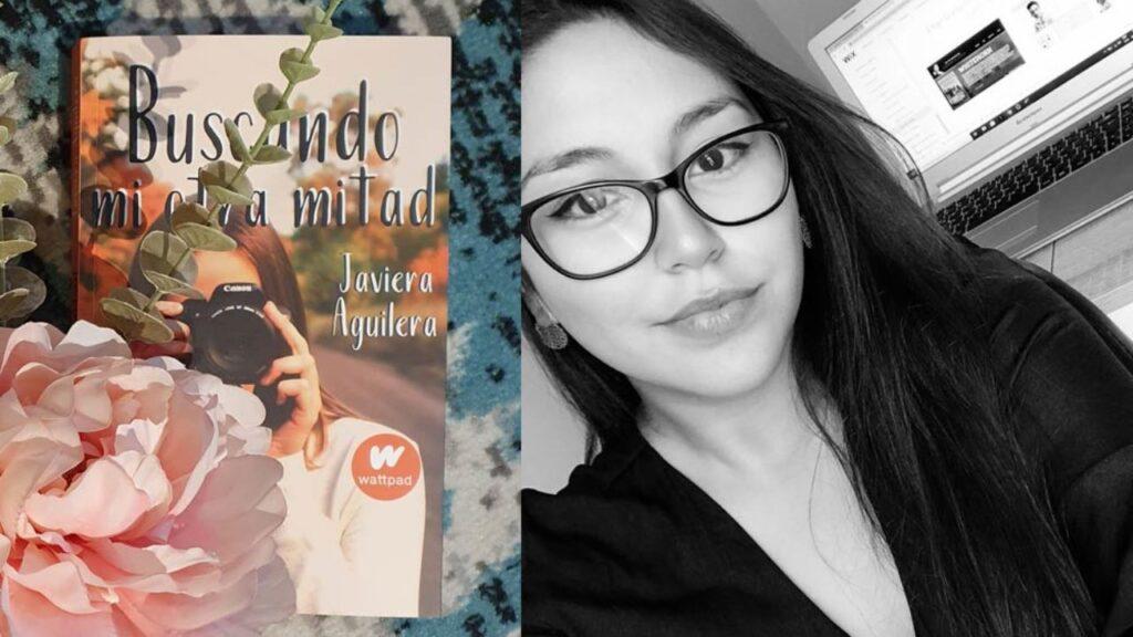 Buscando mi otra mitad: la primera novela de Javiera Aguilera