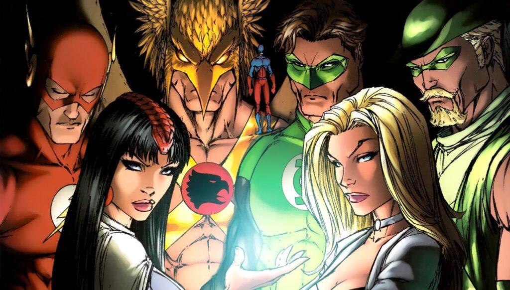 Identity Crisis: Un thriller de superhéroes