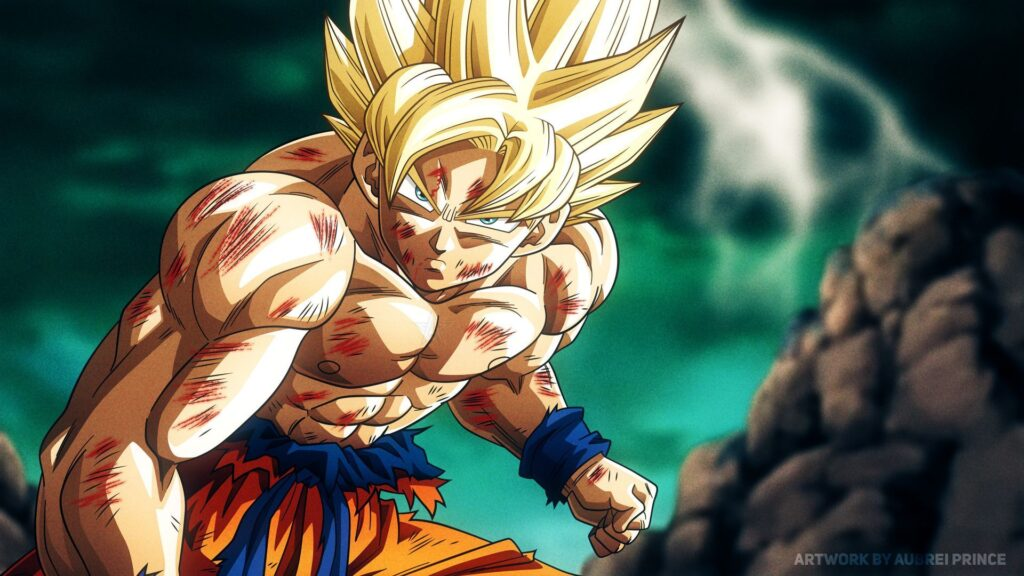 Goku y el viaje del héroe