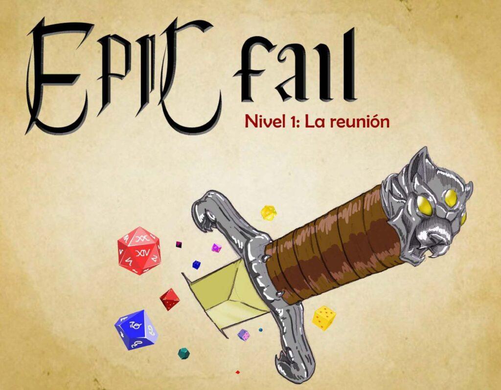 Epic Fail #01