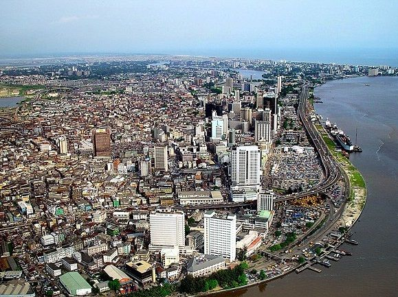 Lagos Nigeria Chimamanda Adichie