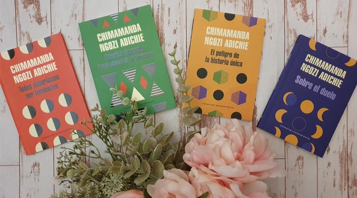 Sobre el duelo y otros ensayos de Chimamanda Adichie