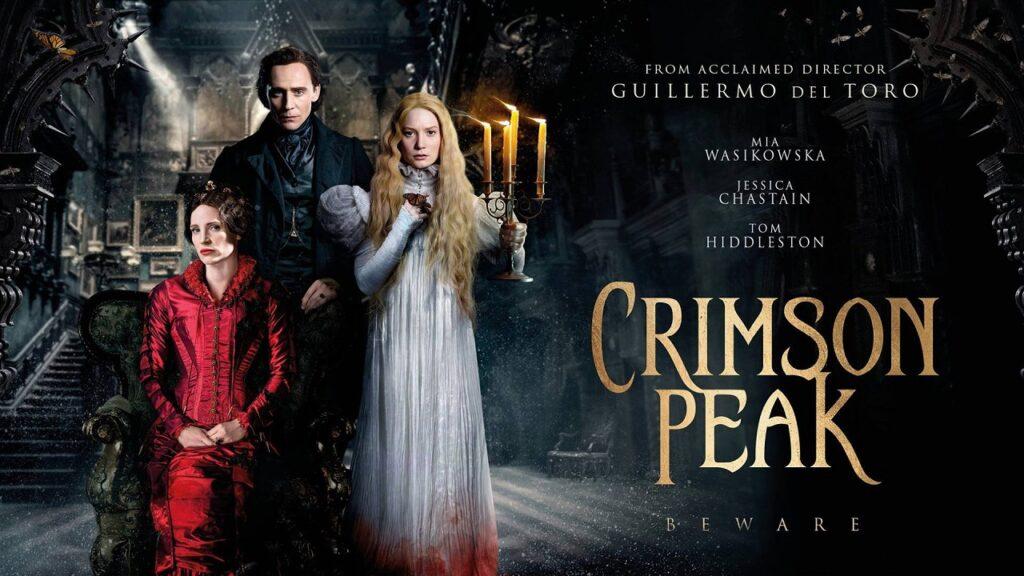 La Cumbre Escarlata y la novela gótica