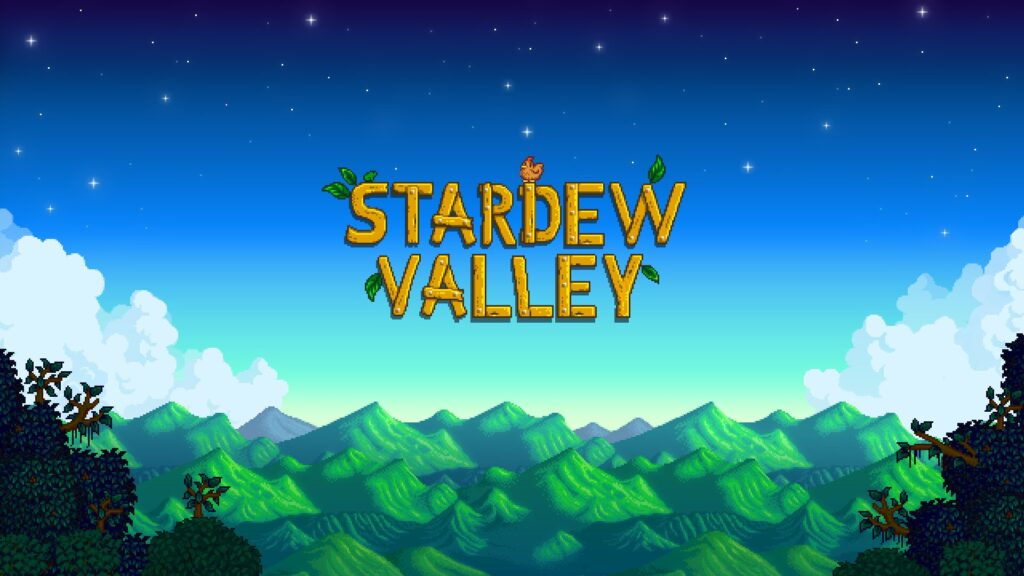 Stardew Valley – Una rutina agradable
