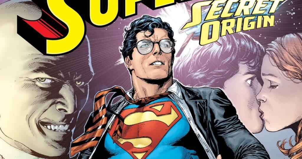 Reseña: Superman Origen Secreto
