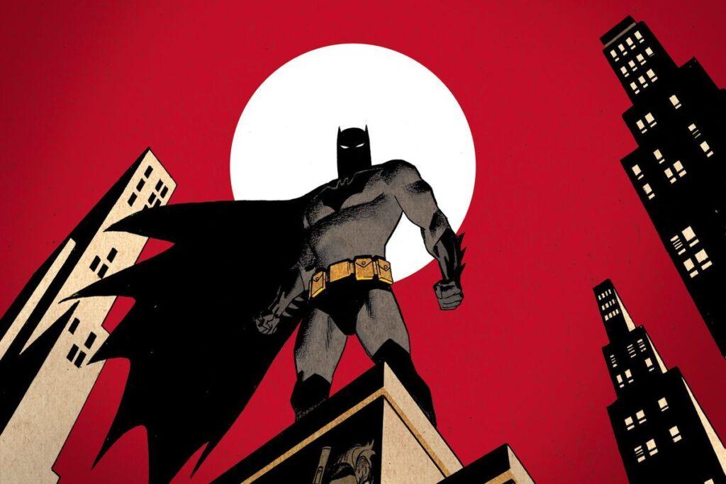 Batman: Las Aventuras Continúan