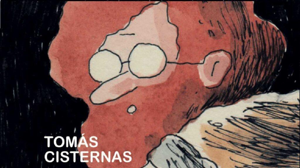Tomás Cisternas y su defensa del cómic alternativo