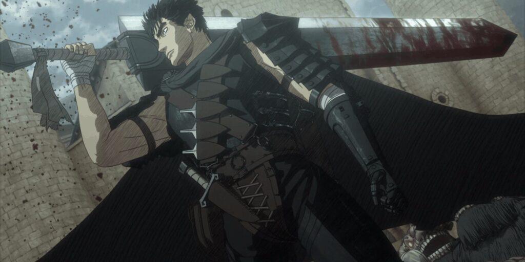 7 personajes de anime con espadas colosales