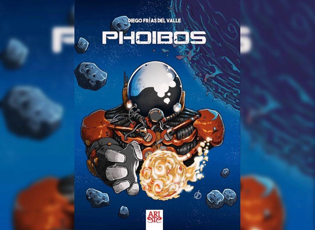 Crítica al cómic chileno Phoibos, publicado por Ariete Producciones