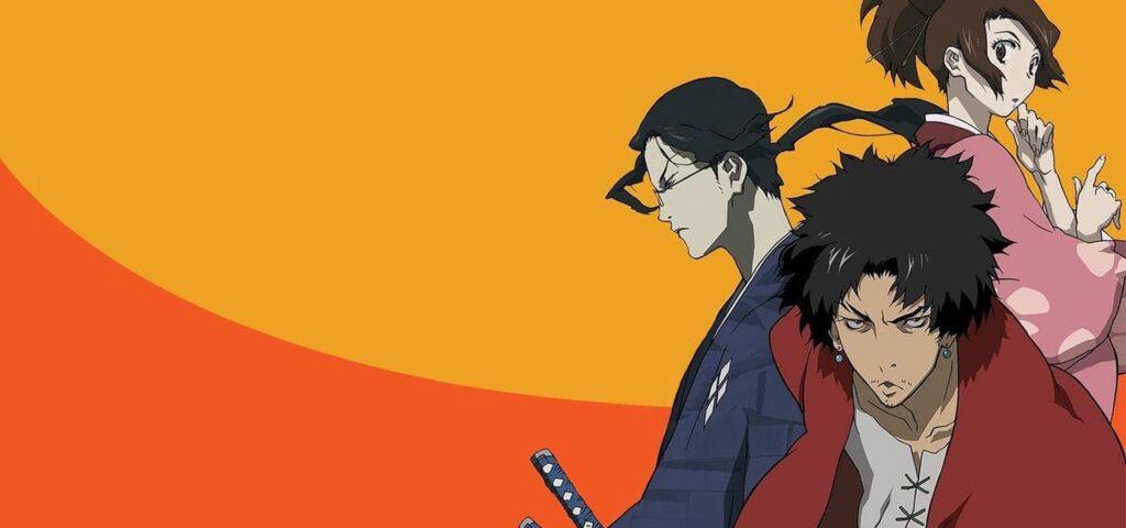 Samurai Champloo: Hip-Hop en la era Edo