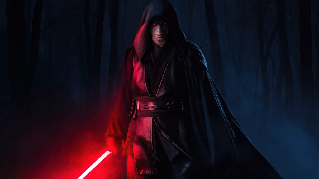 La decadencia de Anakin Skywalker