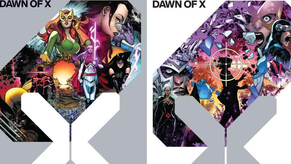 X-Men – Amanecer de X, los mutantes son una nación.