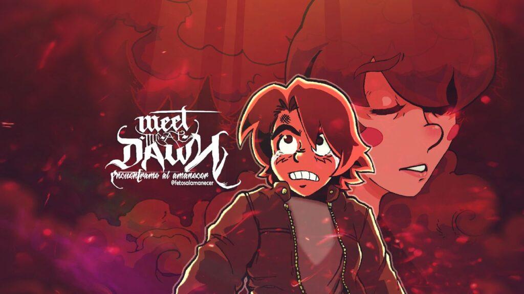 Meet me at Dawn: el explosivo comic de León Ibacache