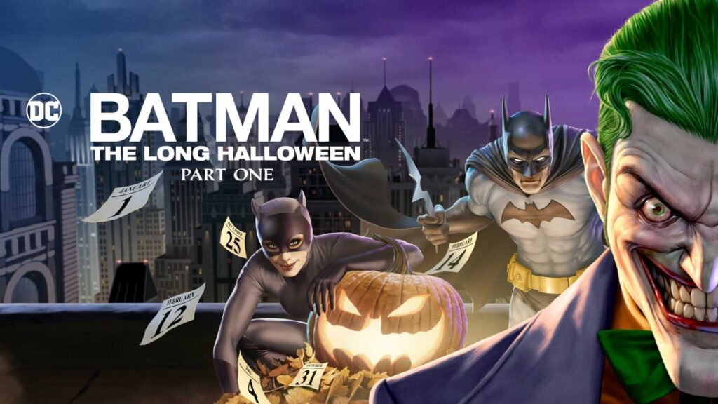 Batman: The Long Halloween – Parte I