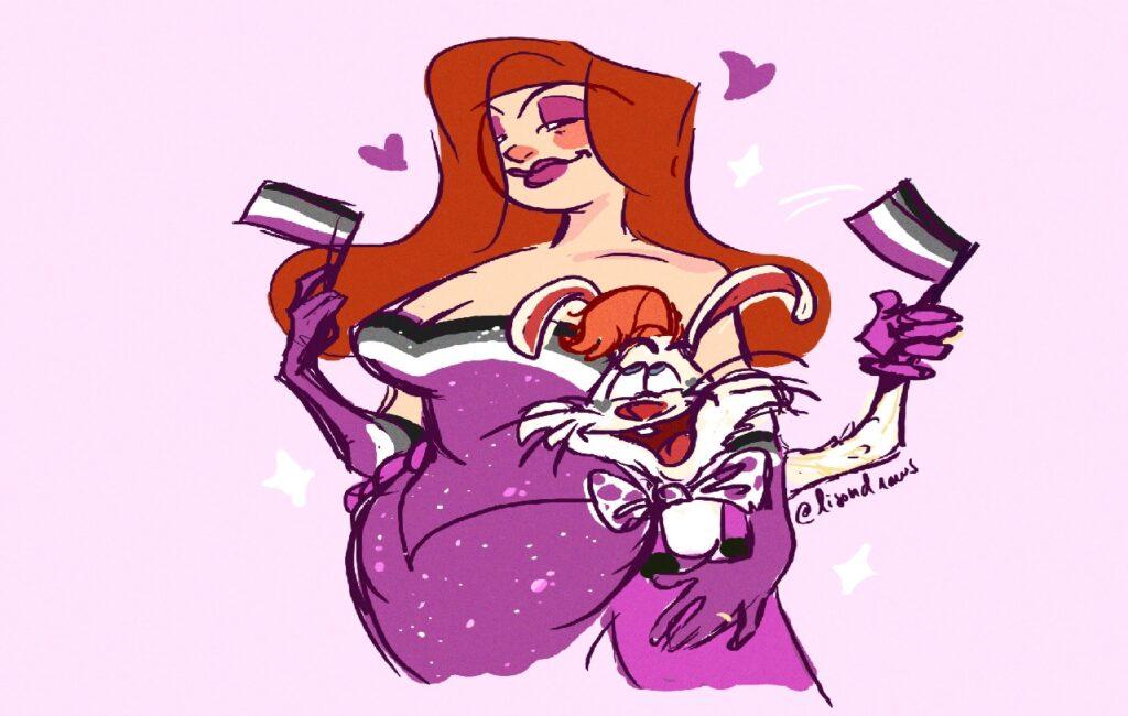 Jessica Rabbit: sensualidad y asexualidad
