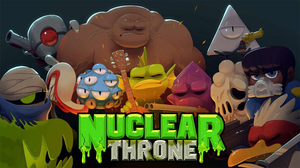 Nuclear Throne: Un roguelike difícil y divertido
