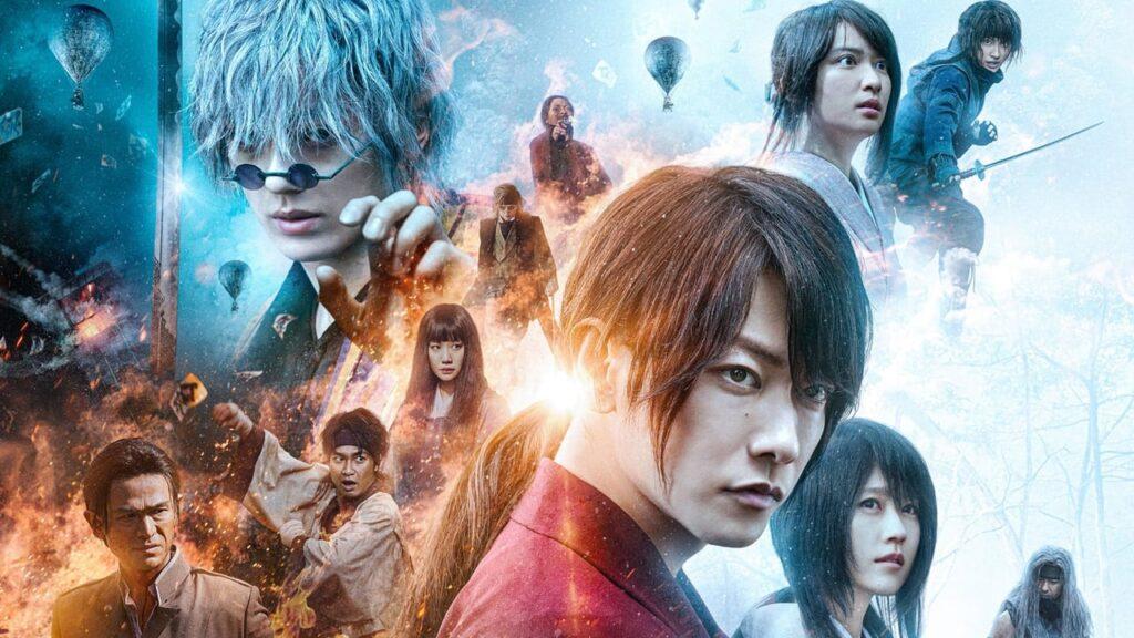 Reseña: Rurouni Kenshin The Final, el intento fallido por reivindicar el arco de la venganza